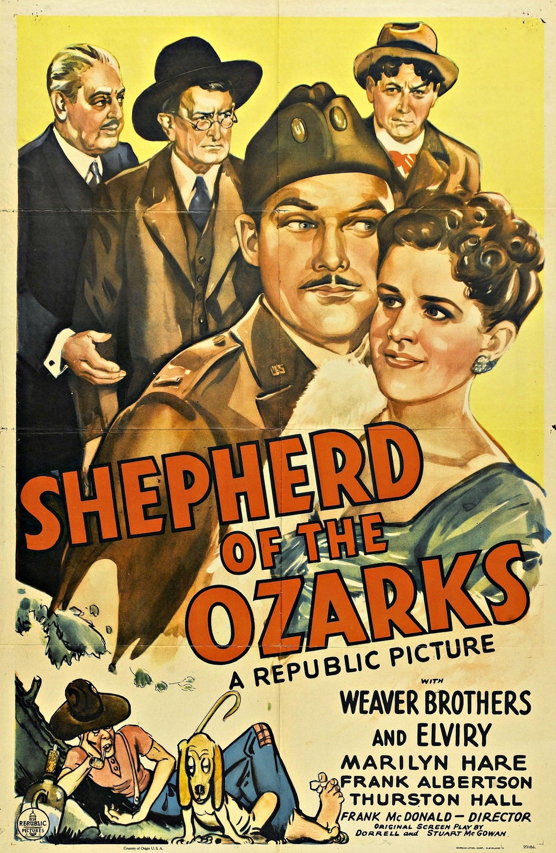 Shepherd Of The Ozarks (1942) Gratis Films Kijken Met