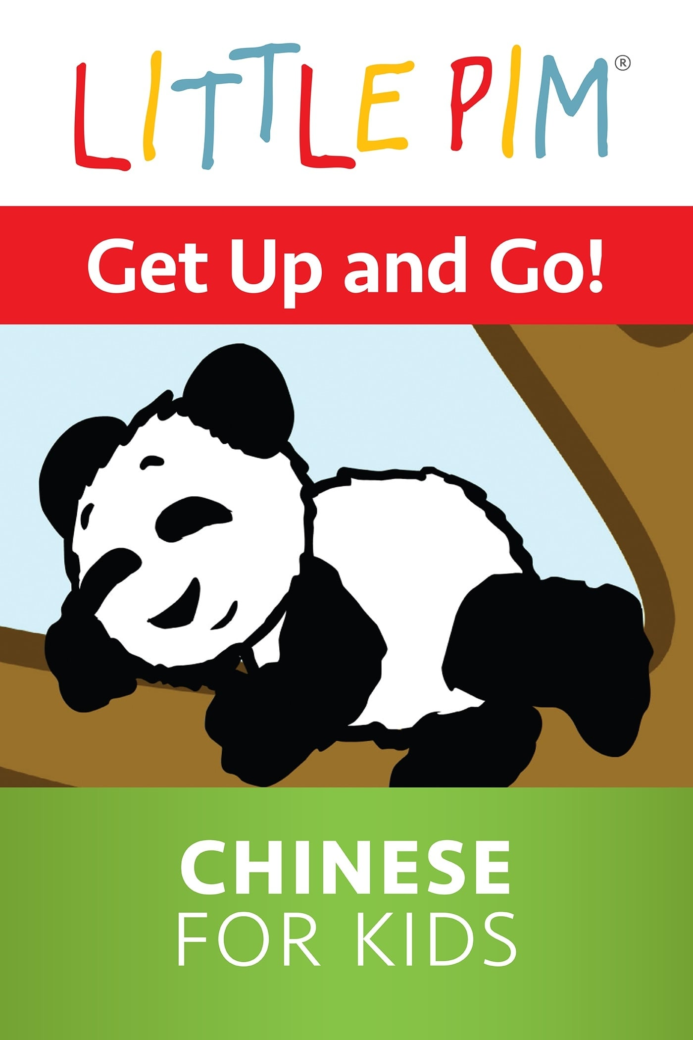 Little Pim: Get Up and Go! - Chinese for Kids on FREECABLE TV