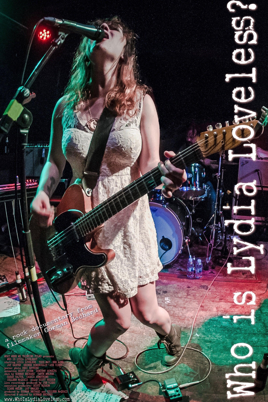 Who Is Lydia Loveless? (2016)