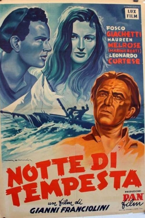 Ver Notte di tempesta Online HD Español (1946)