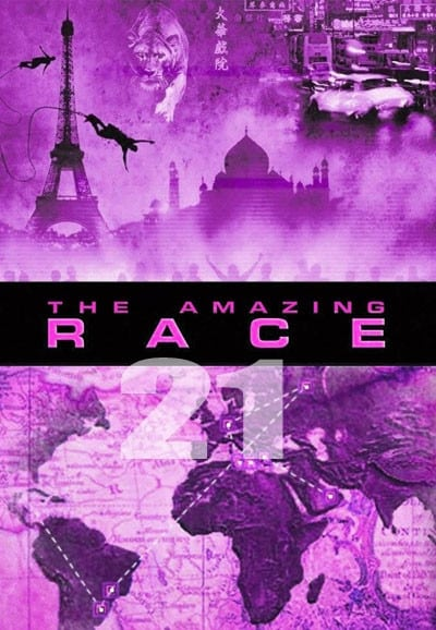 The Amazing Race Season 21