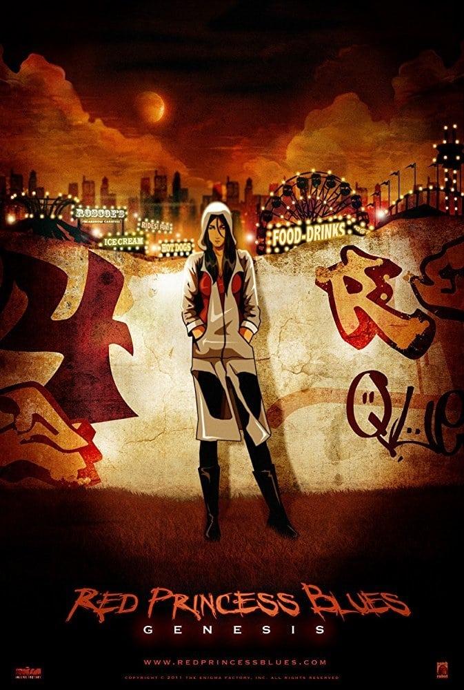 Ver Red Princess Blues: Genesis Online HD Español (2011)