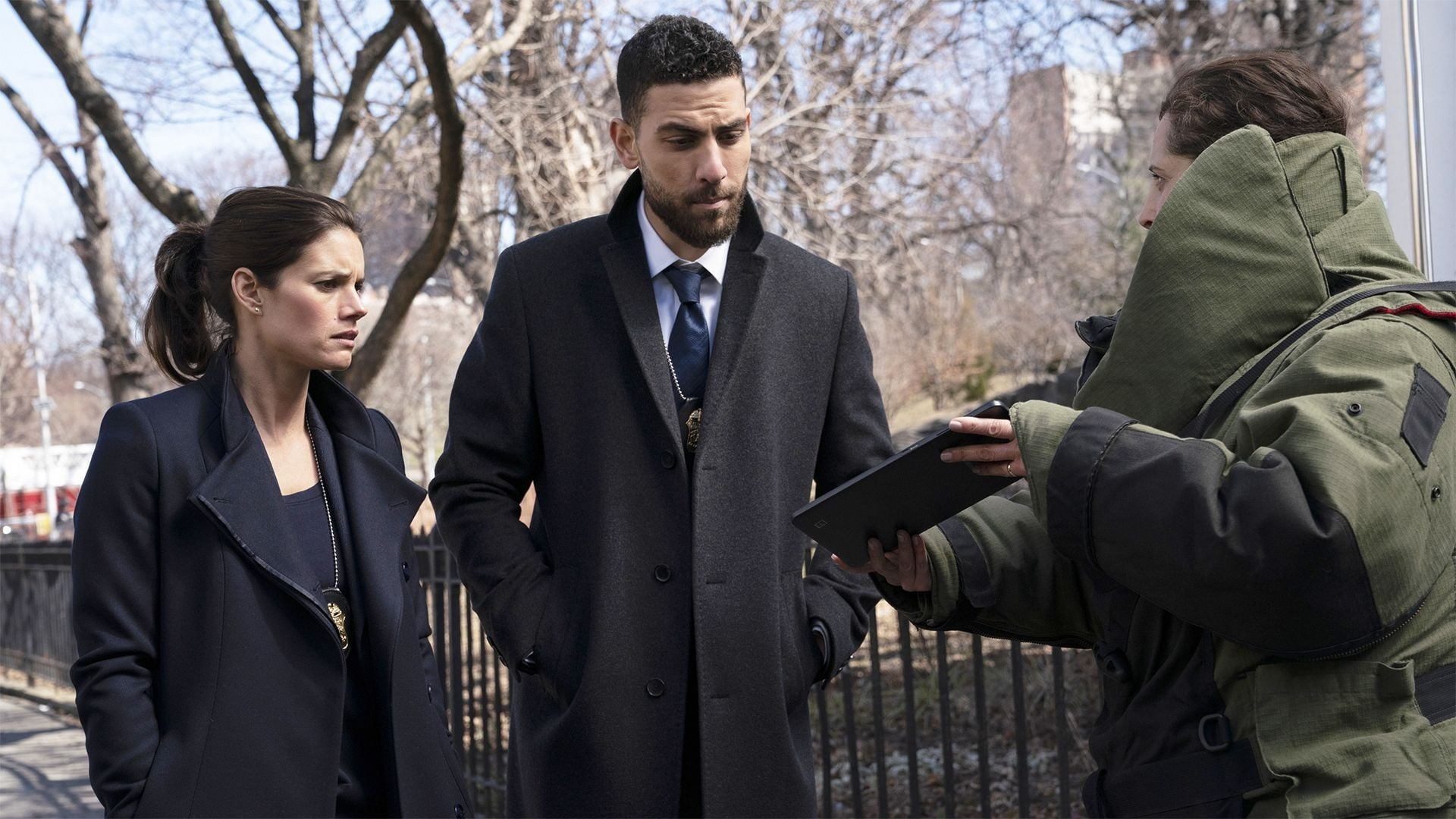 FBI Season 1 :Episode 1  In letzter Sekunde