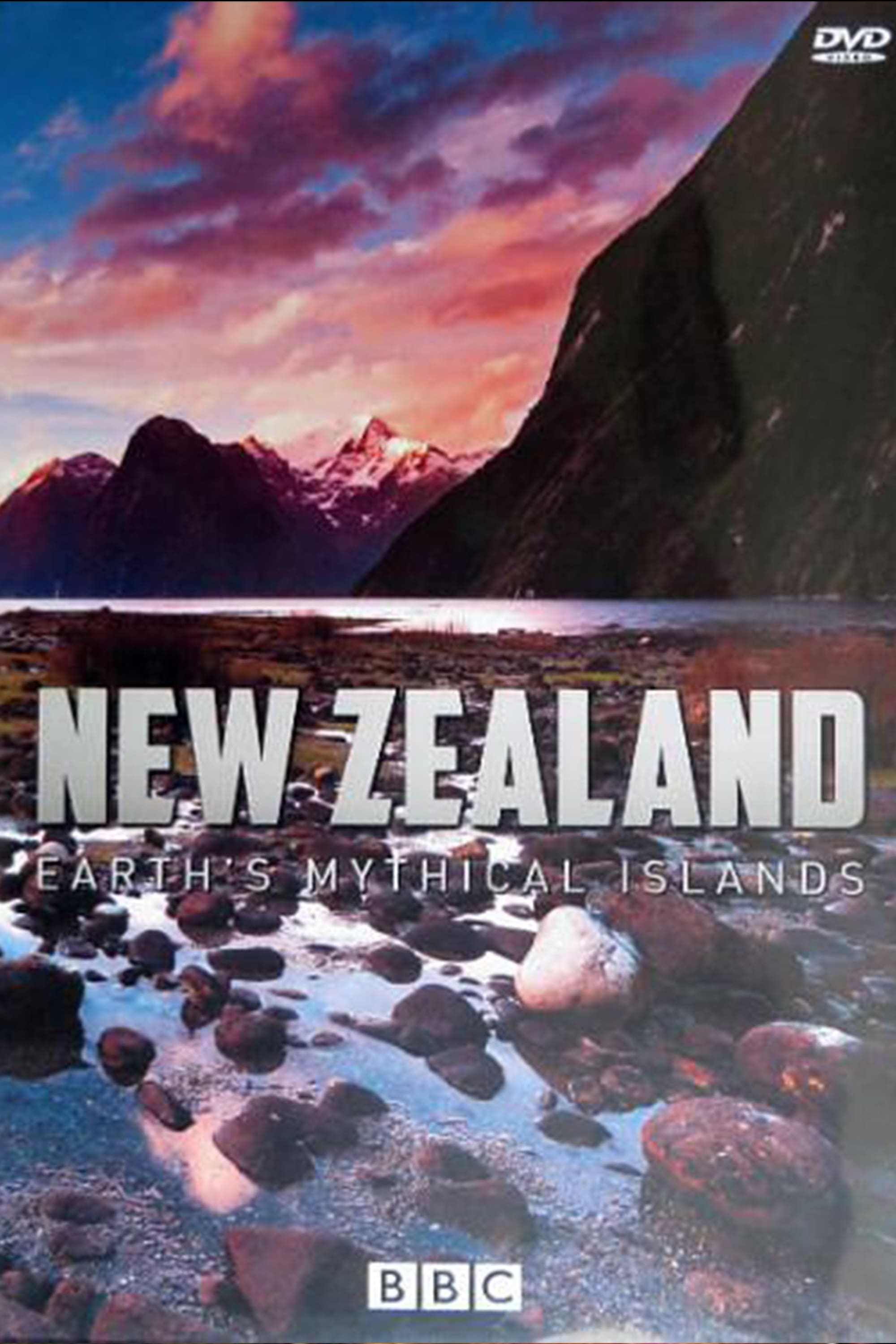 New Zealand: Earth's Mythical Islands (2016)