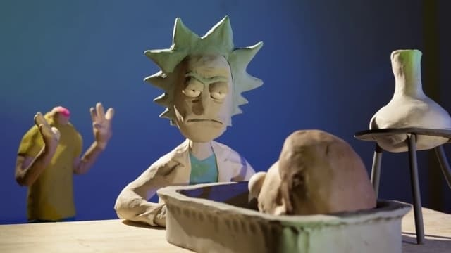 Rick and Morty Season 0 :Episode 9  Rick and Morty The Non-Canonical Adventures: Re-Animator