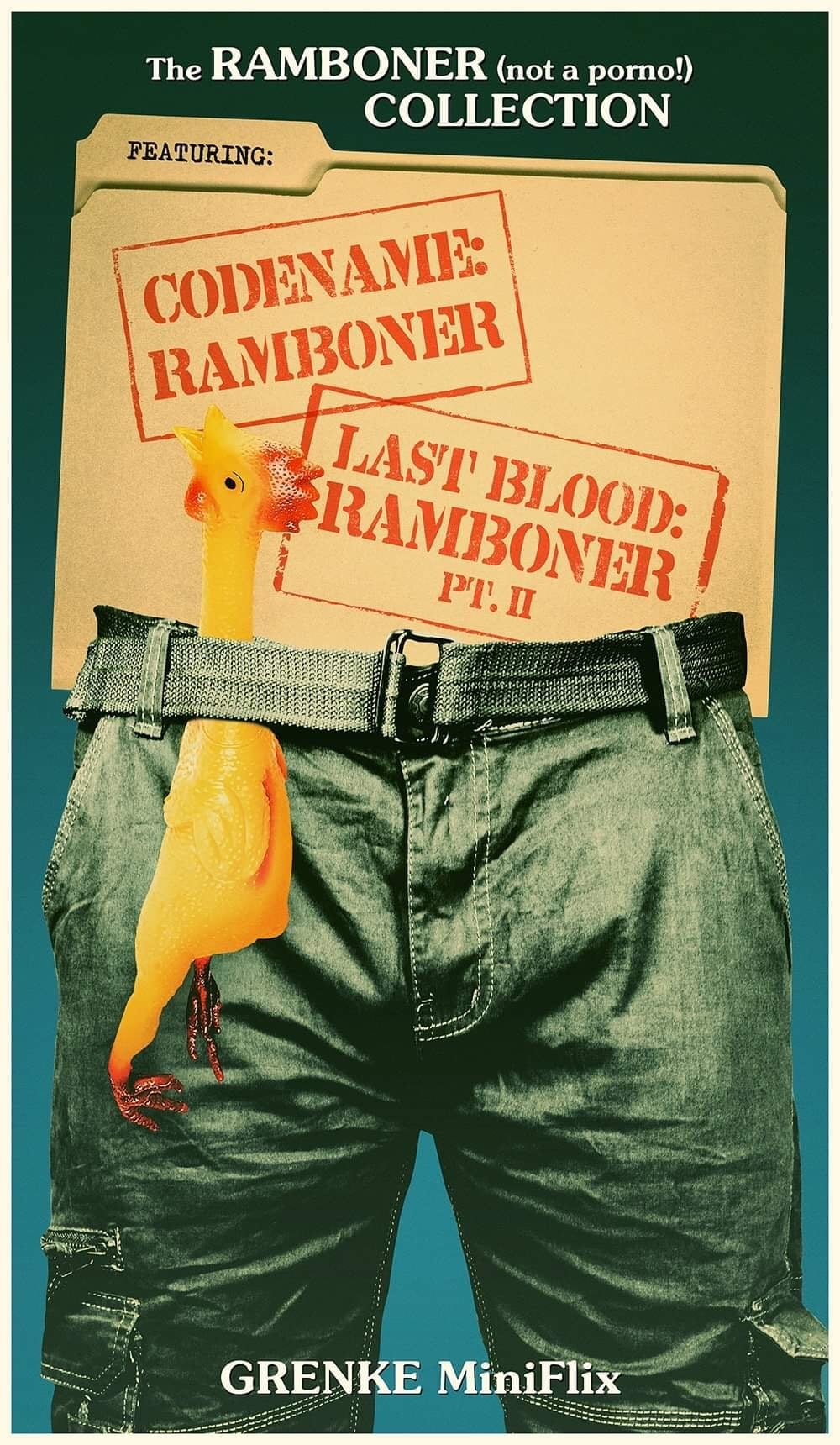 Last Blood: Ramboner PT. II (1970)