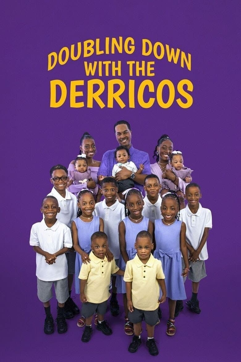 Doubling Down with the Derricos TV Shows About Big Family