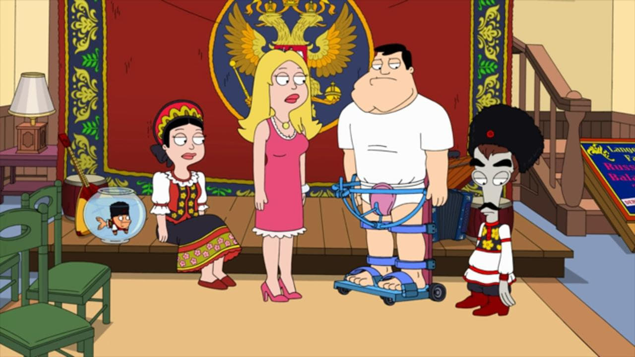 American Dad! Season 10 :Episode 4  Crotchwalkers