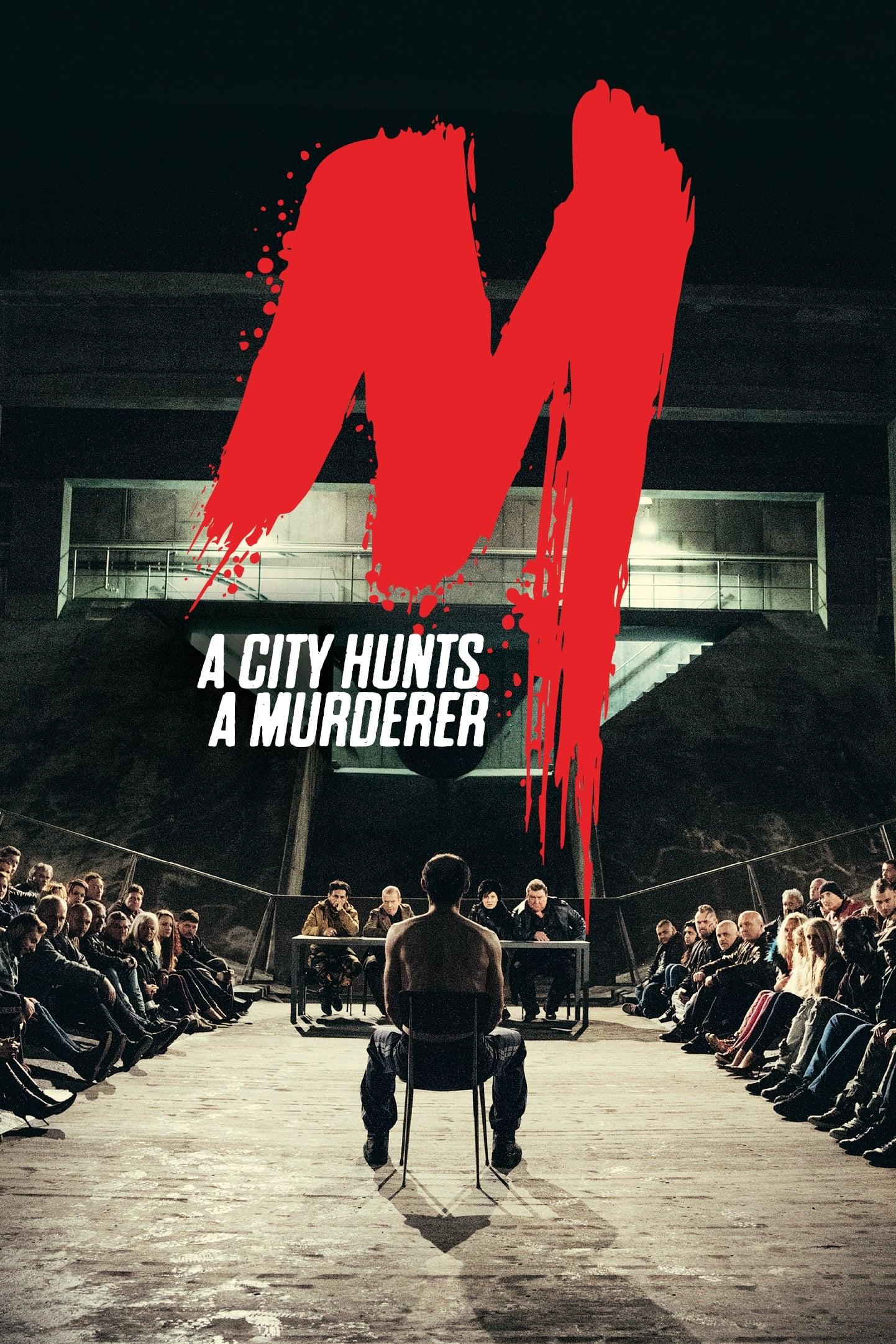 M – Eine Stadt sucht einen Mörder TV Shows About Serial Killer