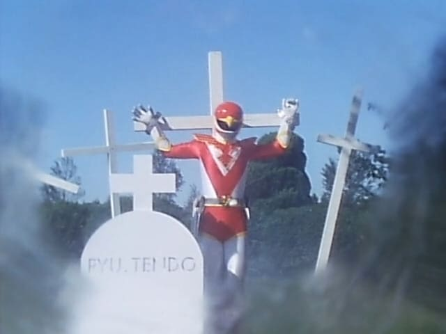 Super Sentai Season 15 :Episode 47  Emperor Tranza's Glory