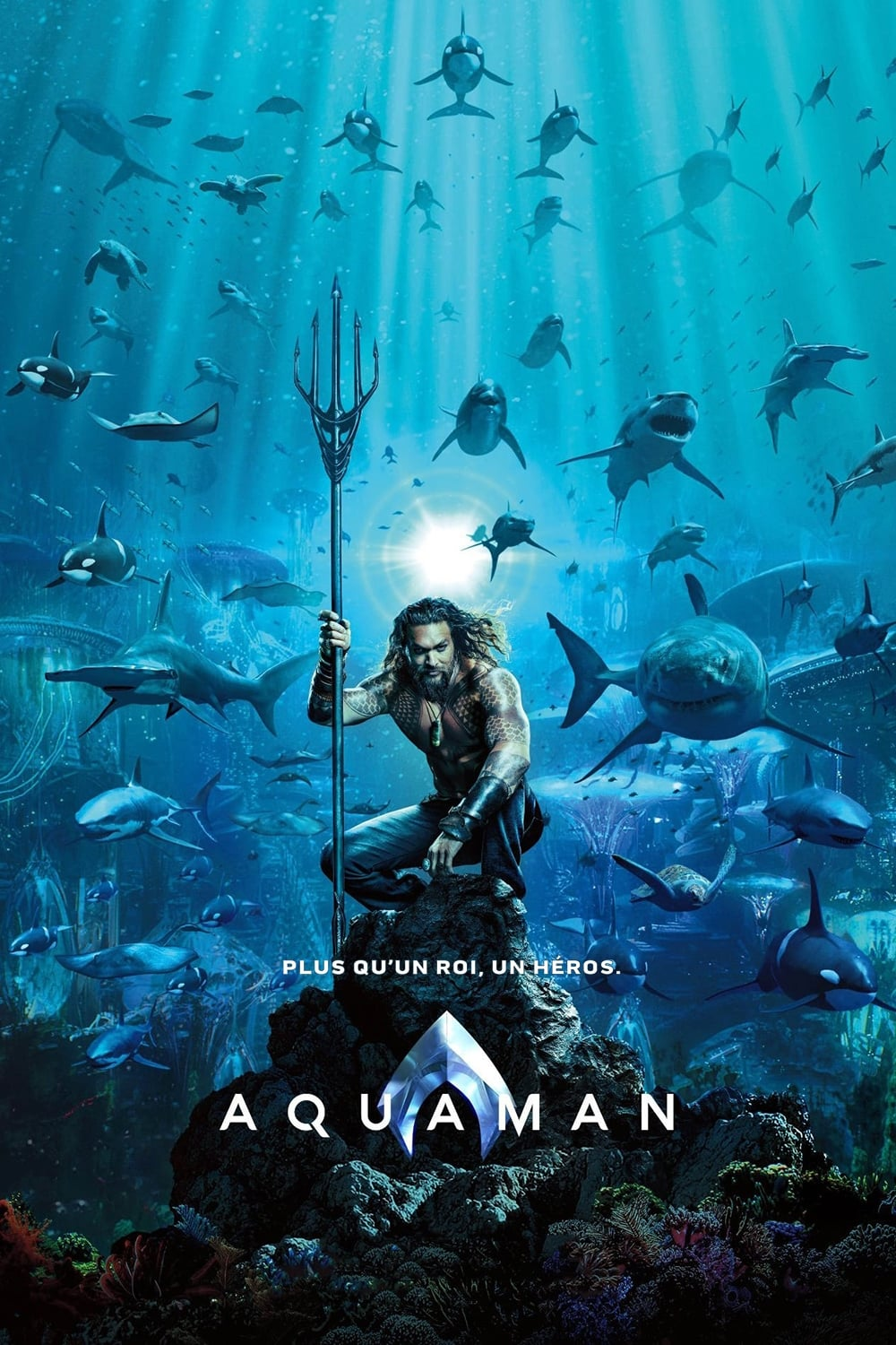 Aquaman streaming sur libertyvf