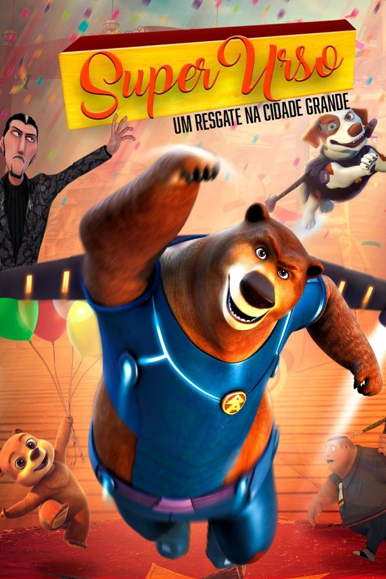 Super Urso: Um Resgate na Cidade Grande Dublado