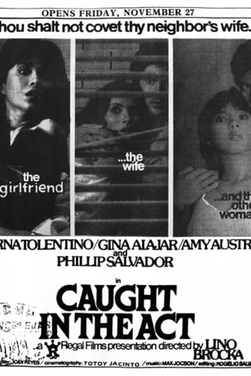 Caught in the Act (1981)