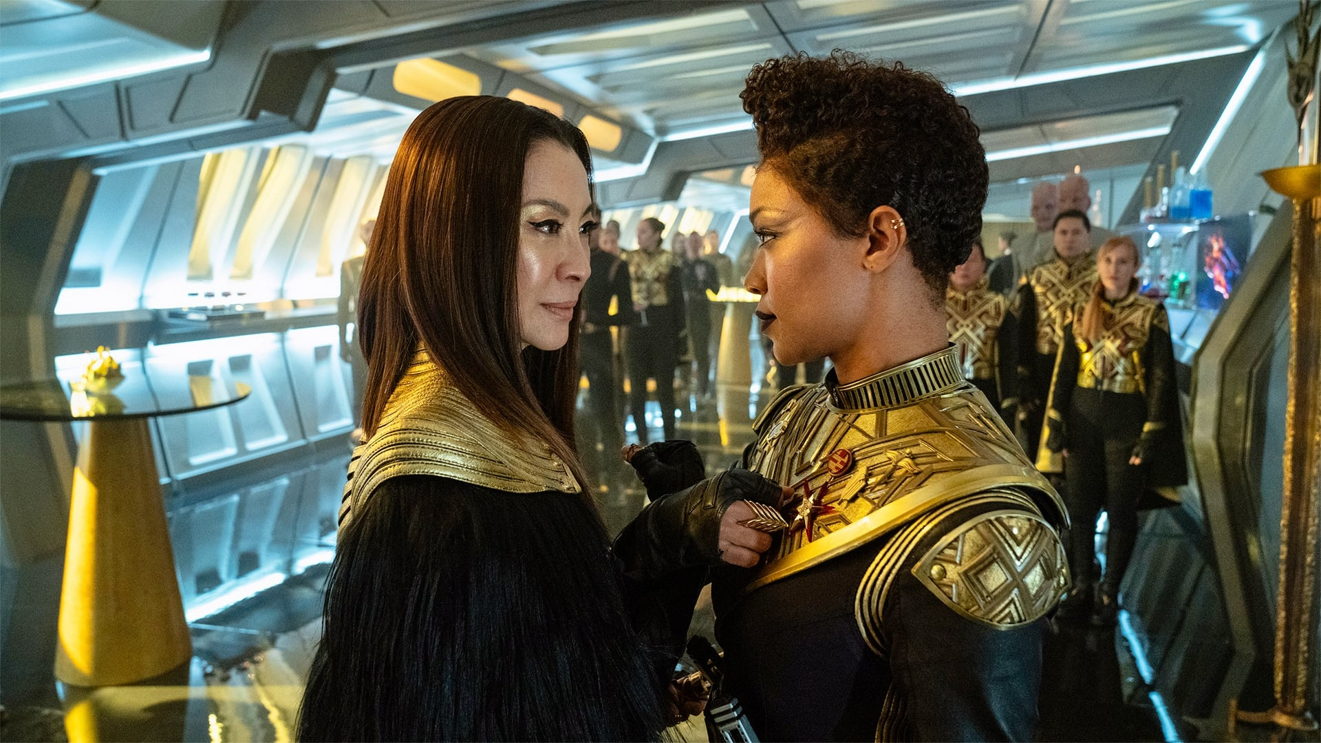 Star Trek: Discovery Season 3 :Episode 10  Terra Firma (2)
