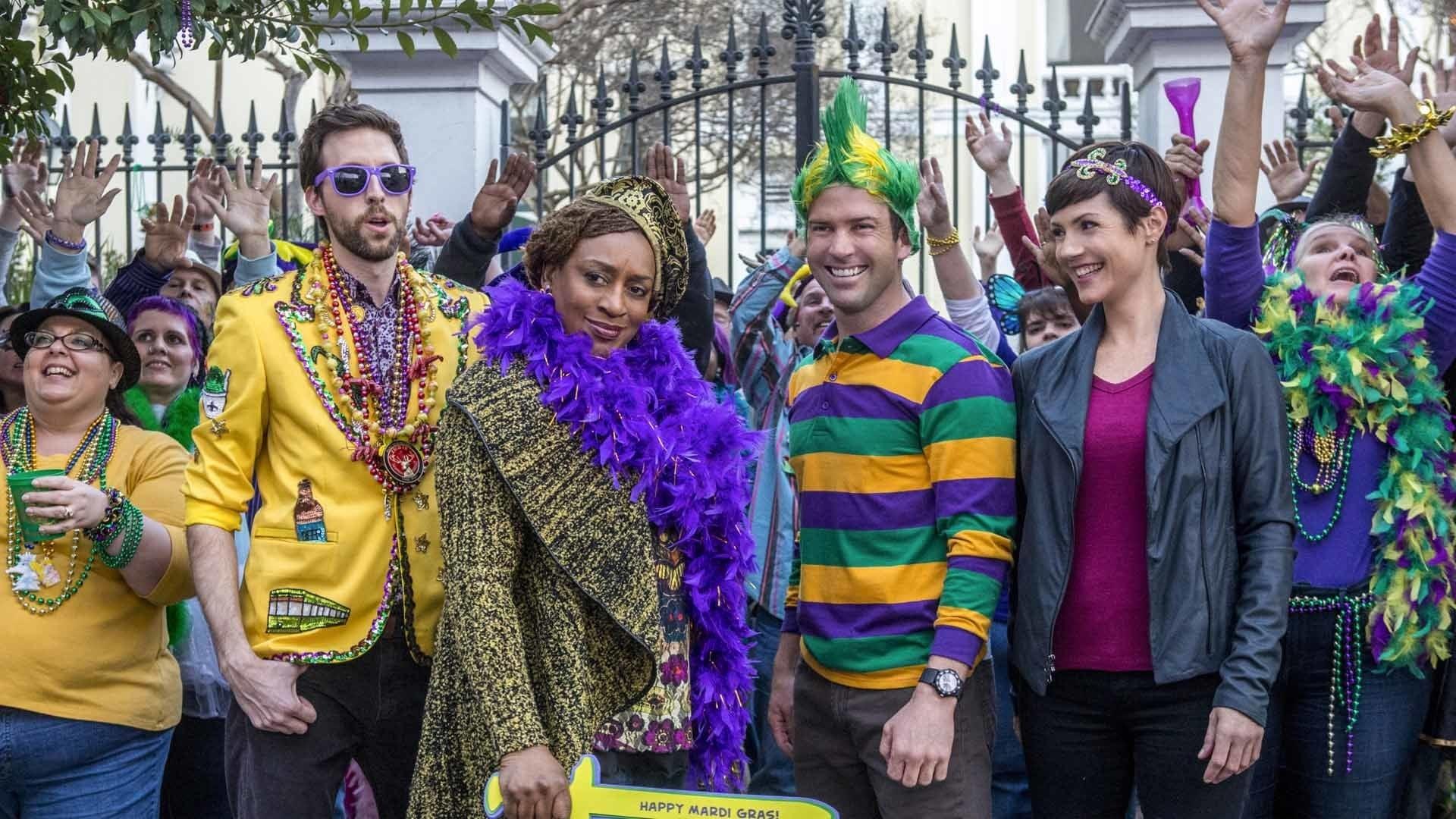 NCIS: New Orleans Season 1 :Episode 15  Le Carnaval de la Mort