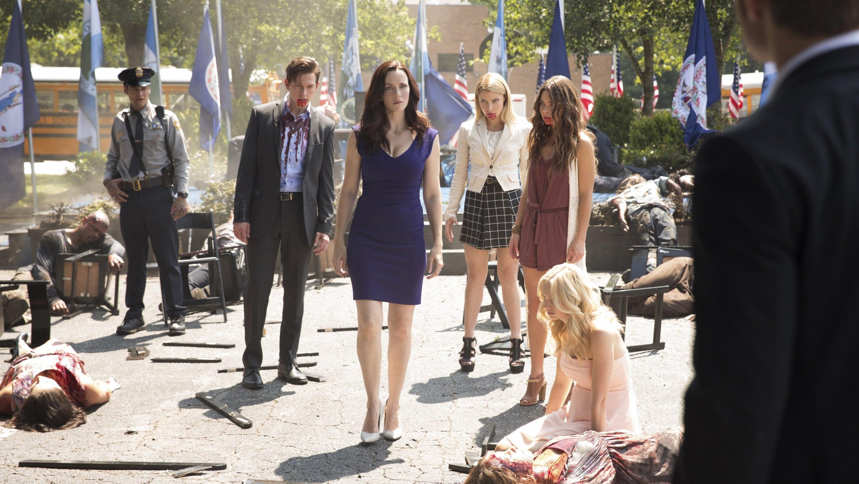The Vampire Diaries Season 7 :Episode 1  Day One of Twenty-Two Thousand, Give or Take
