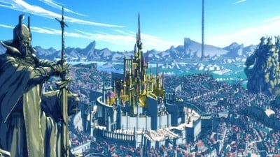 Fairy Tail Season 4 :Episode 5  Die blühende Stadt: Crocus