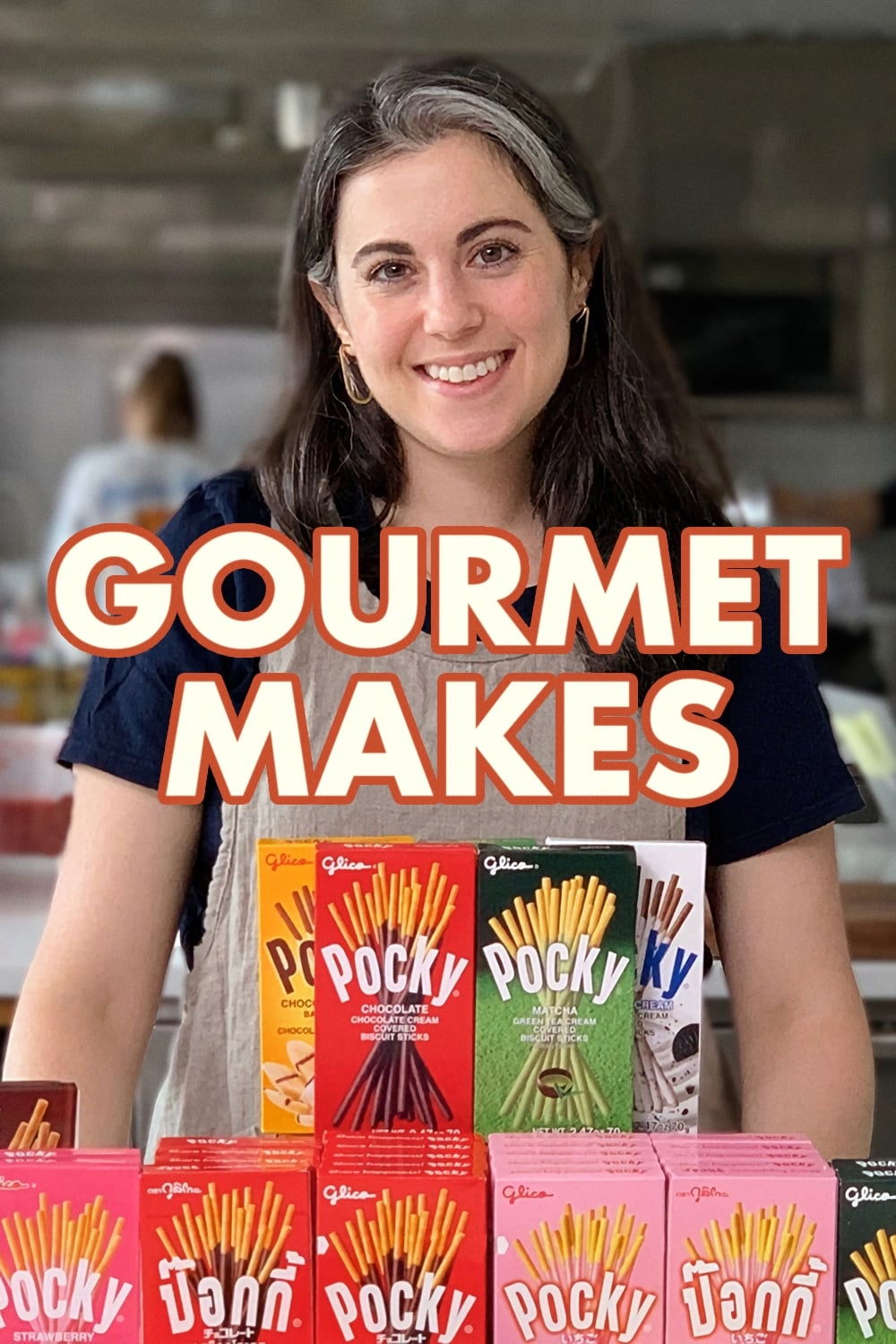 Gourmet Makes TV Shows About New York City