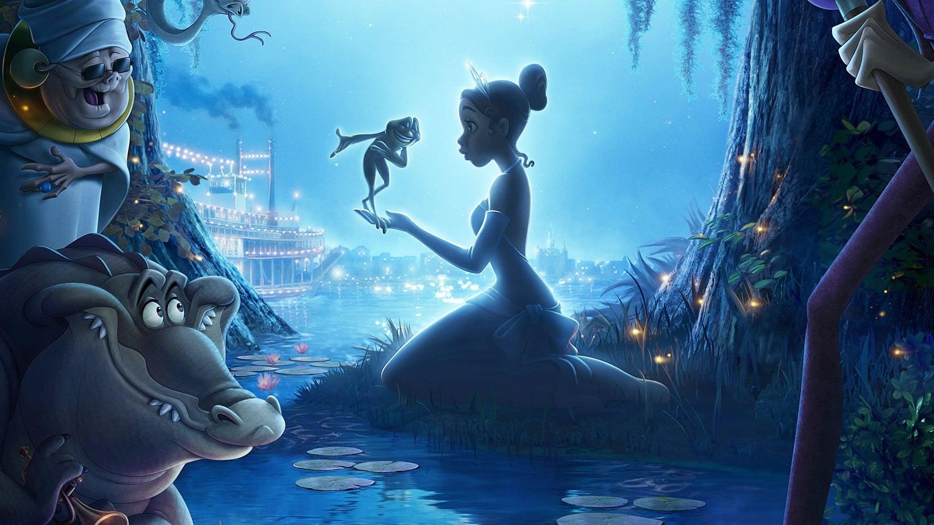 La princesa y el sapo