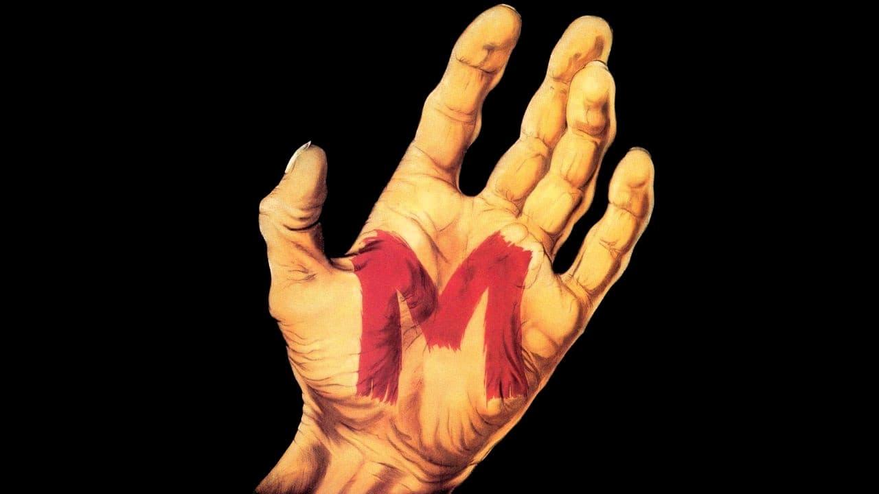 M, el vampiro de Dusseldorf
