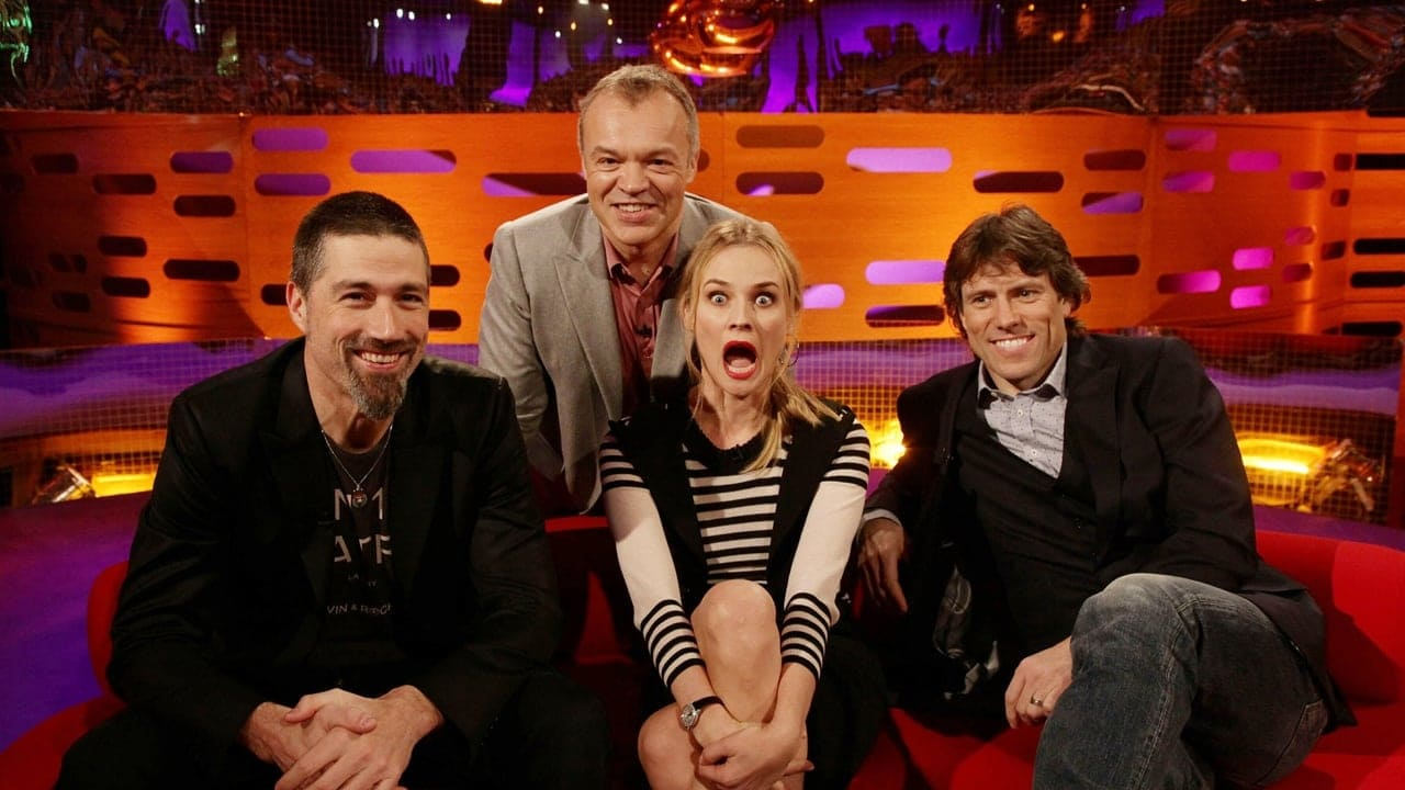The Graham Norton Show Season 8 :Episode 17  Matthew Fox, John Bishop, Diane Kruger, Jessie J