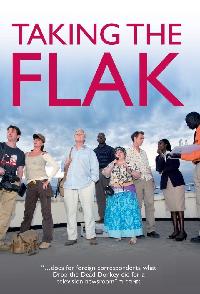 Taking the Flak TV Shows About Journalism