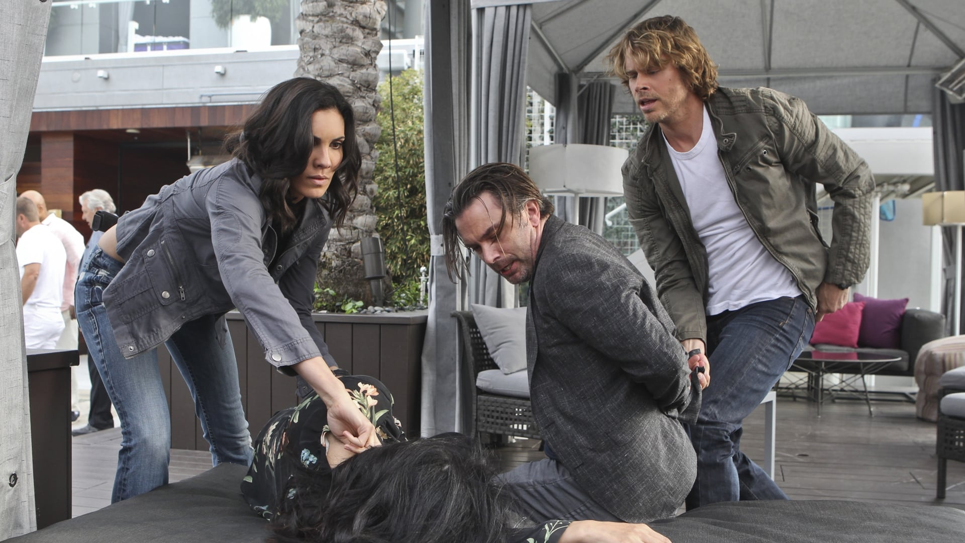 NCIS: Los Angeles Season 6 :Episode 21  Beacon