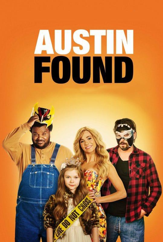 Póster Austin Found