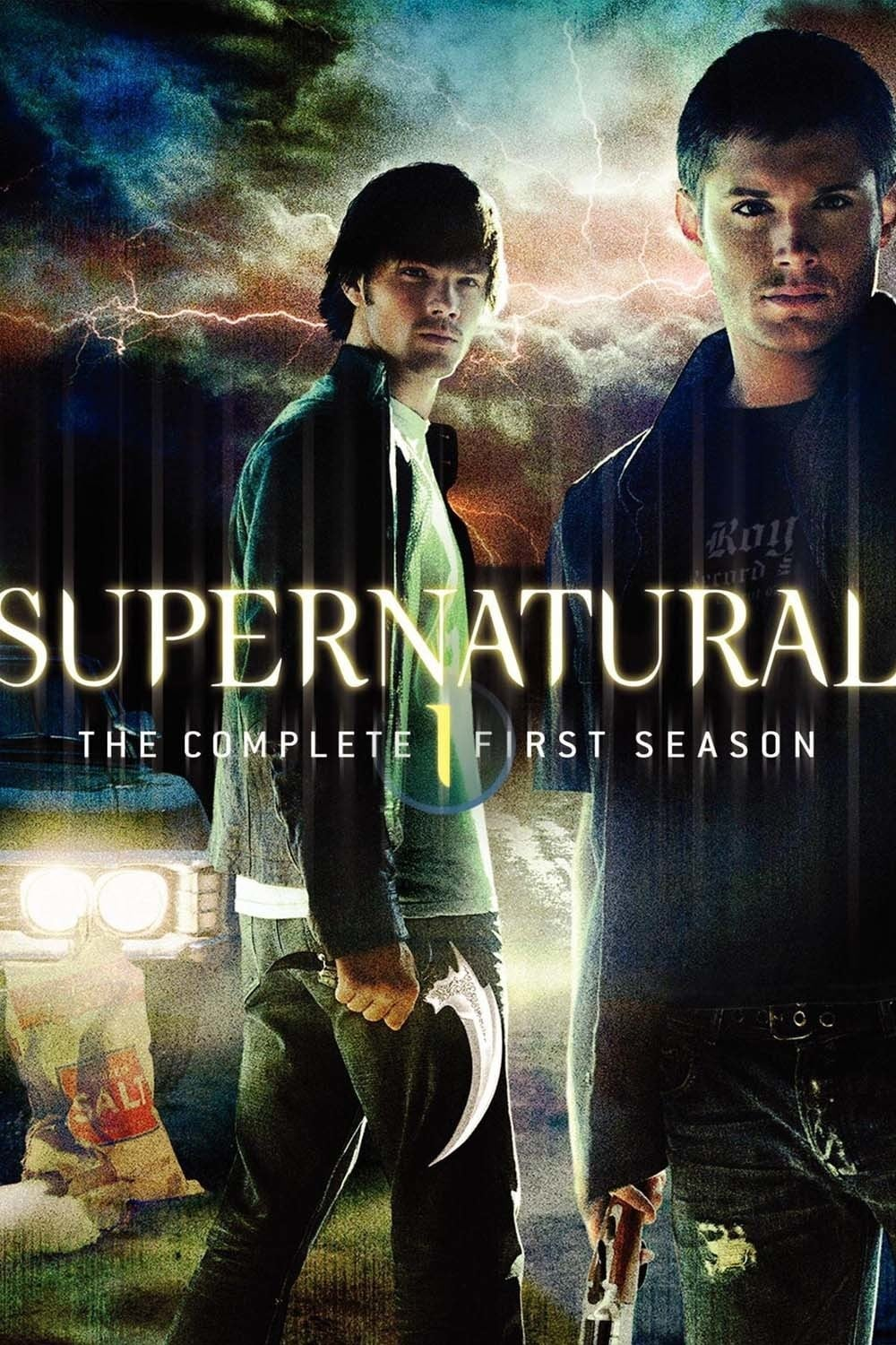 Supernatural Season 1 Complete