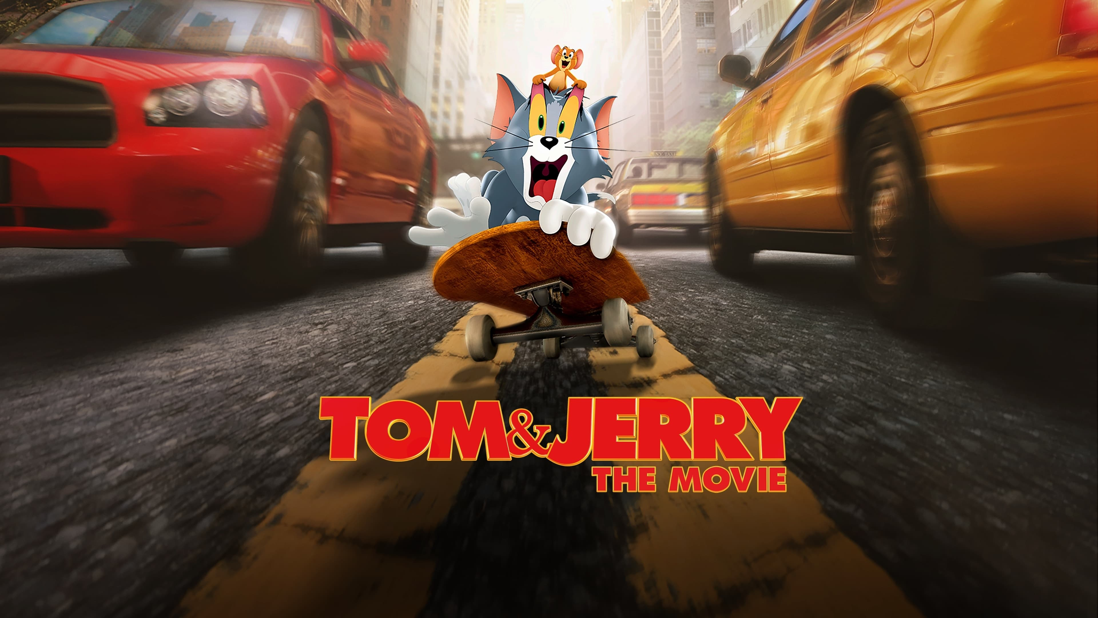 Tom ve Jerry (2021)