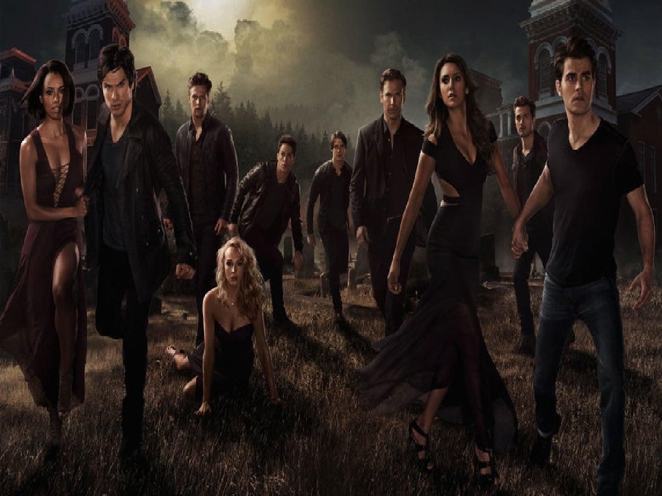 The Vampire Diaries Kinokiste