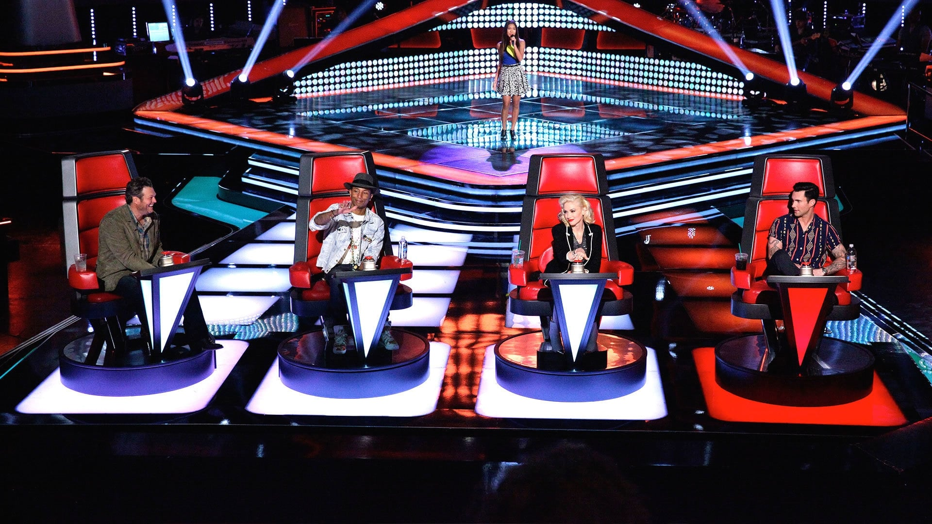 The Voice Season 7 :Episode 6  The Best of the Blind Auditions