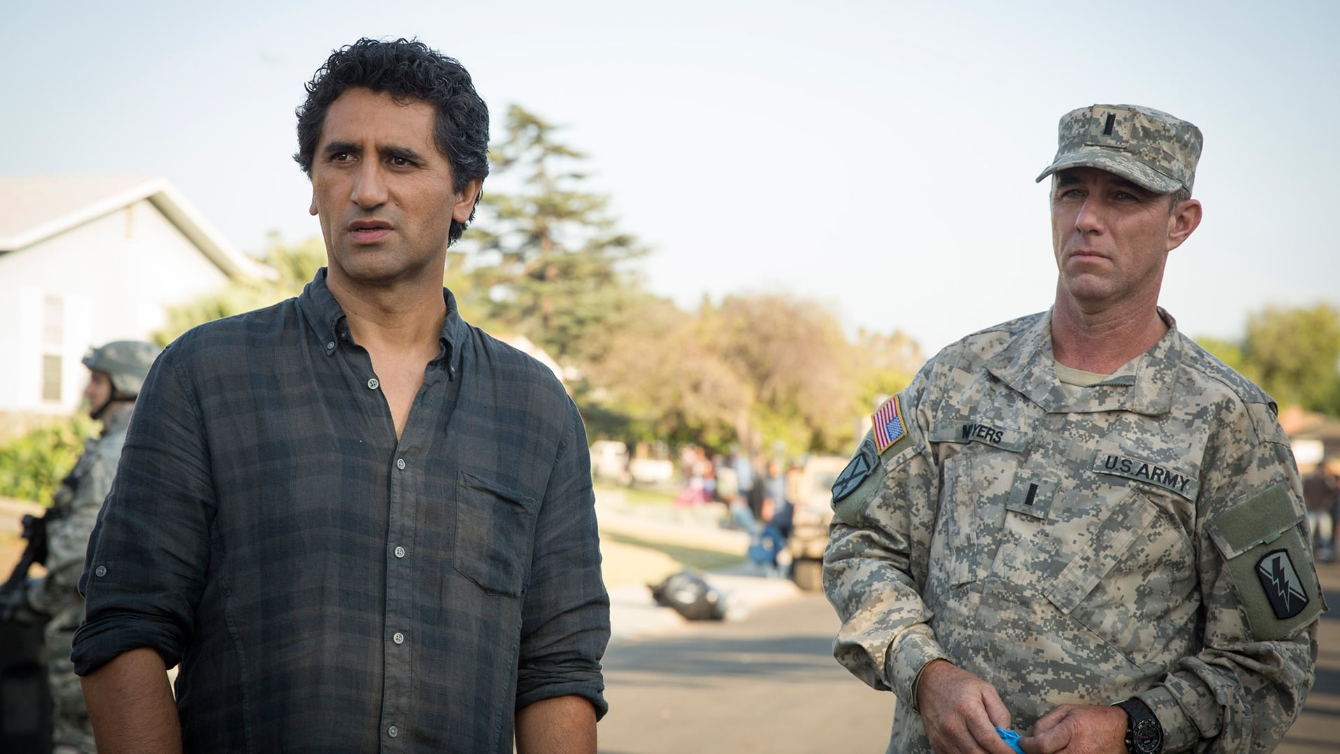 Fear the Walking Dead Season 1 :Episode 4  Nicht vergehen