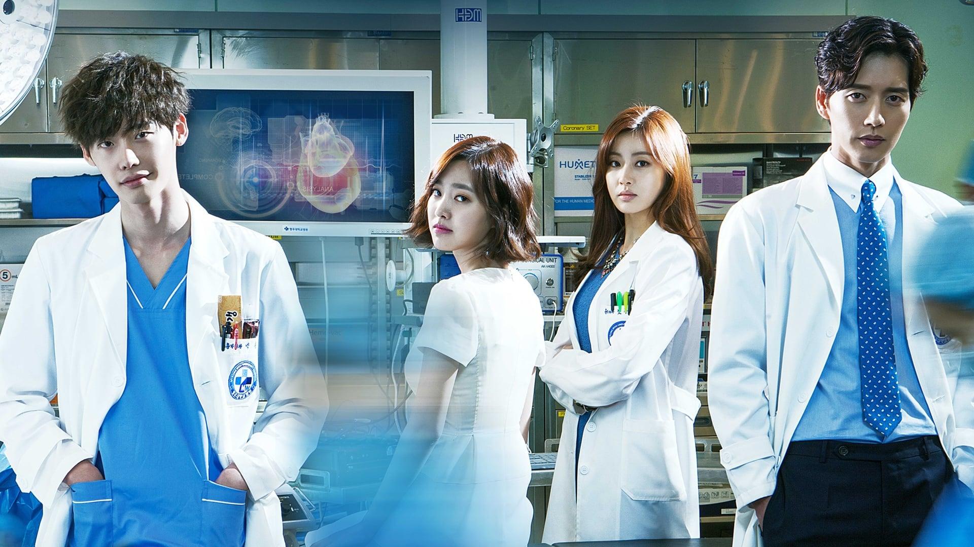 Bác Sĩ Xứ Lạ - Doctor Stranger   Razorphim