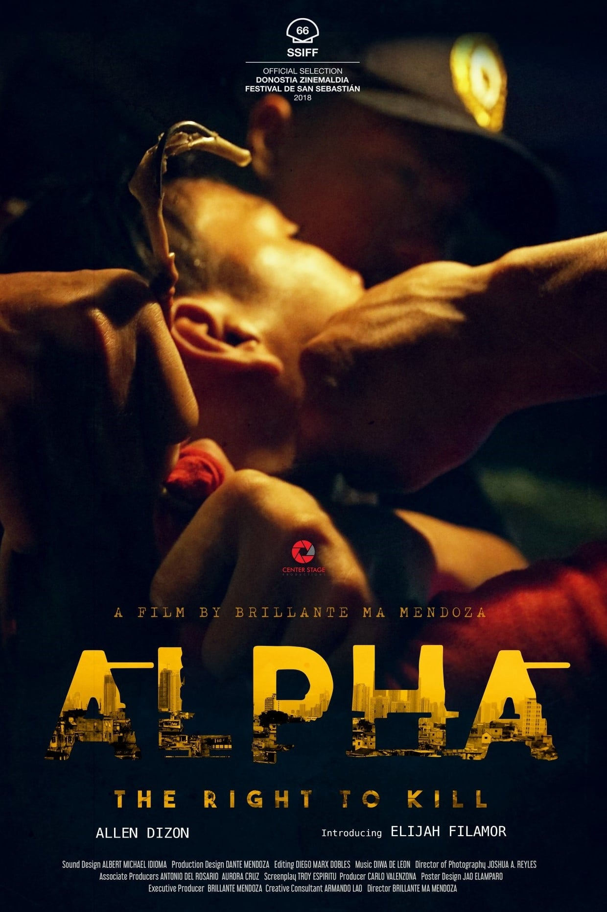 Alpha: The Right to Kill (2019)