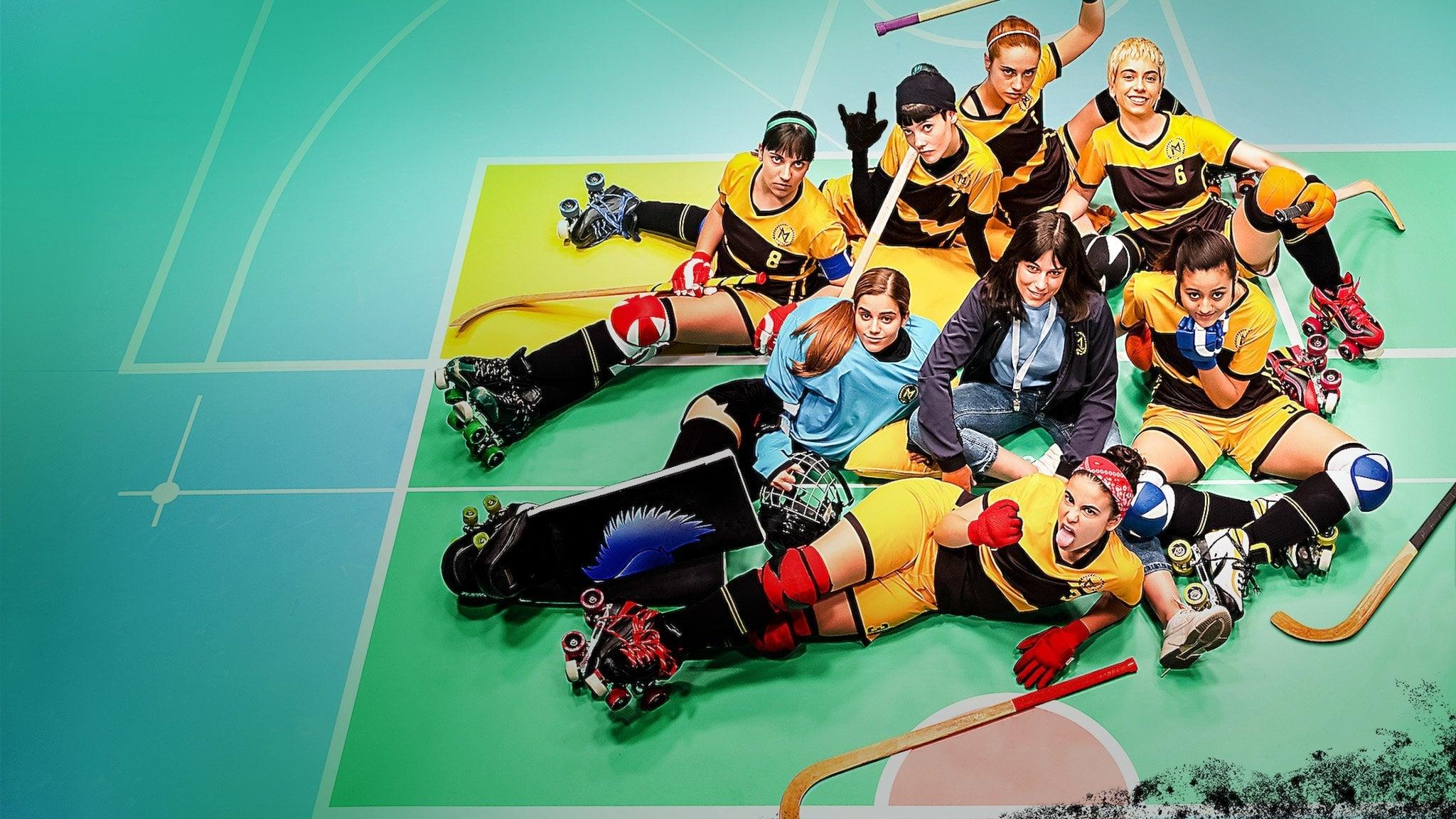 Những Cô Gái Khúc Gôn Cầu - The Hockey Girls | Razorphim