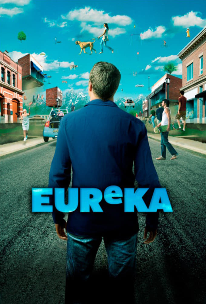 Eureka TV Show News Videos Full Episodes and More