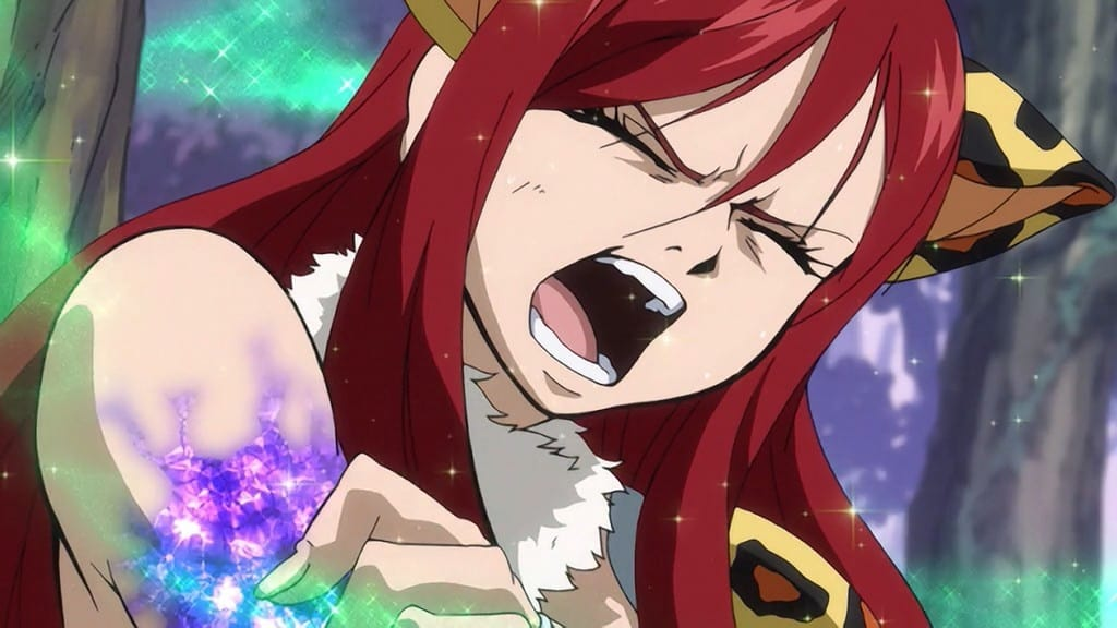 Fairy Tail Season 2 :Episode 6  Sky Maiden