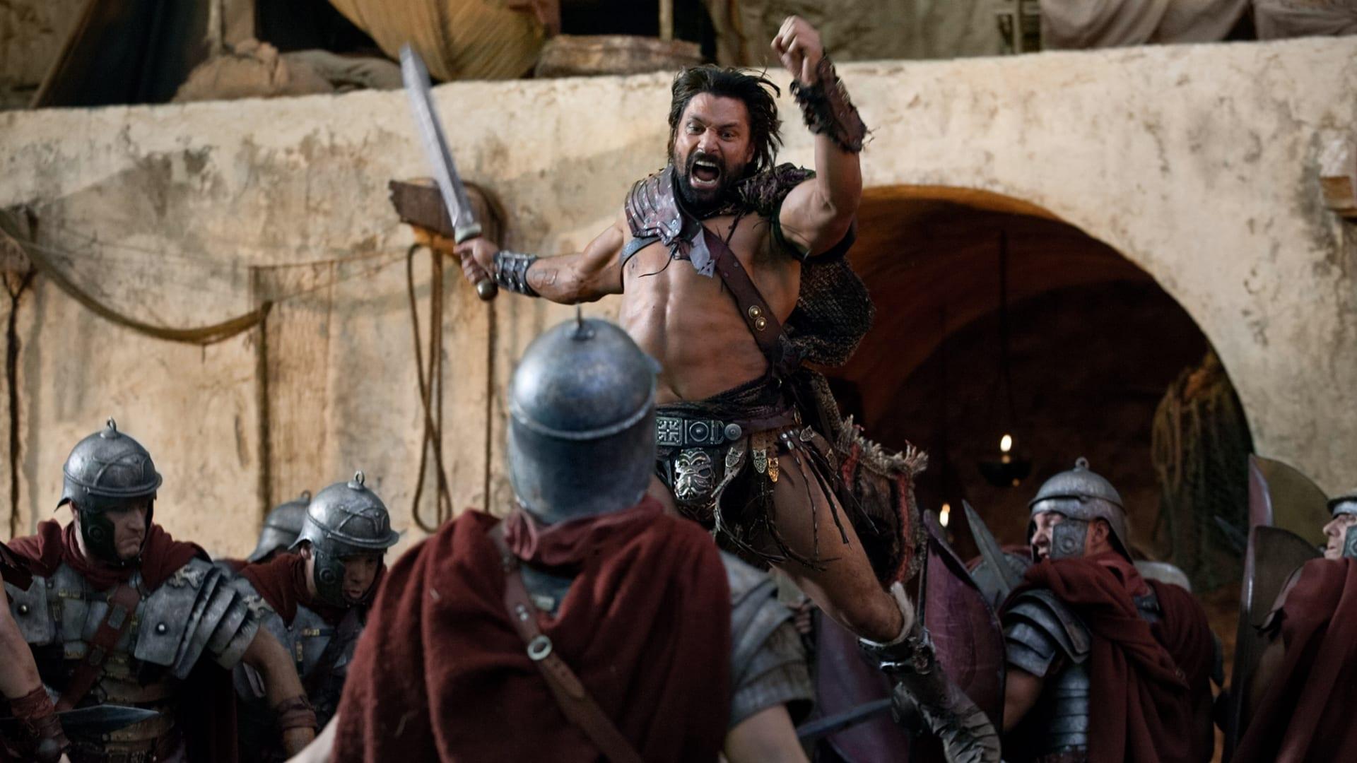 Spartacus 4x5 Temporada 4 Capitulo 5 - Mi Serie Favorita