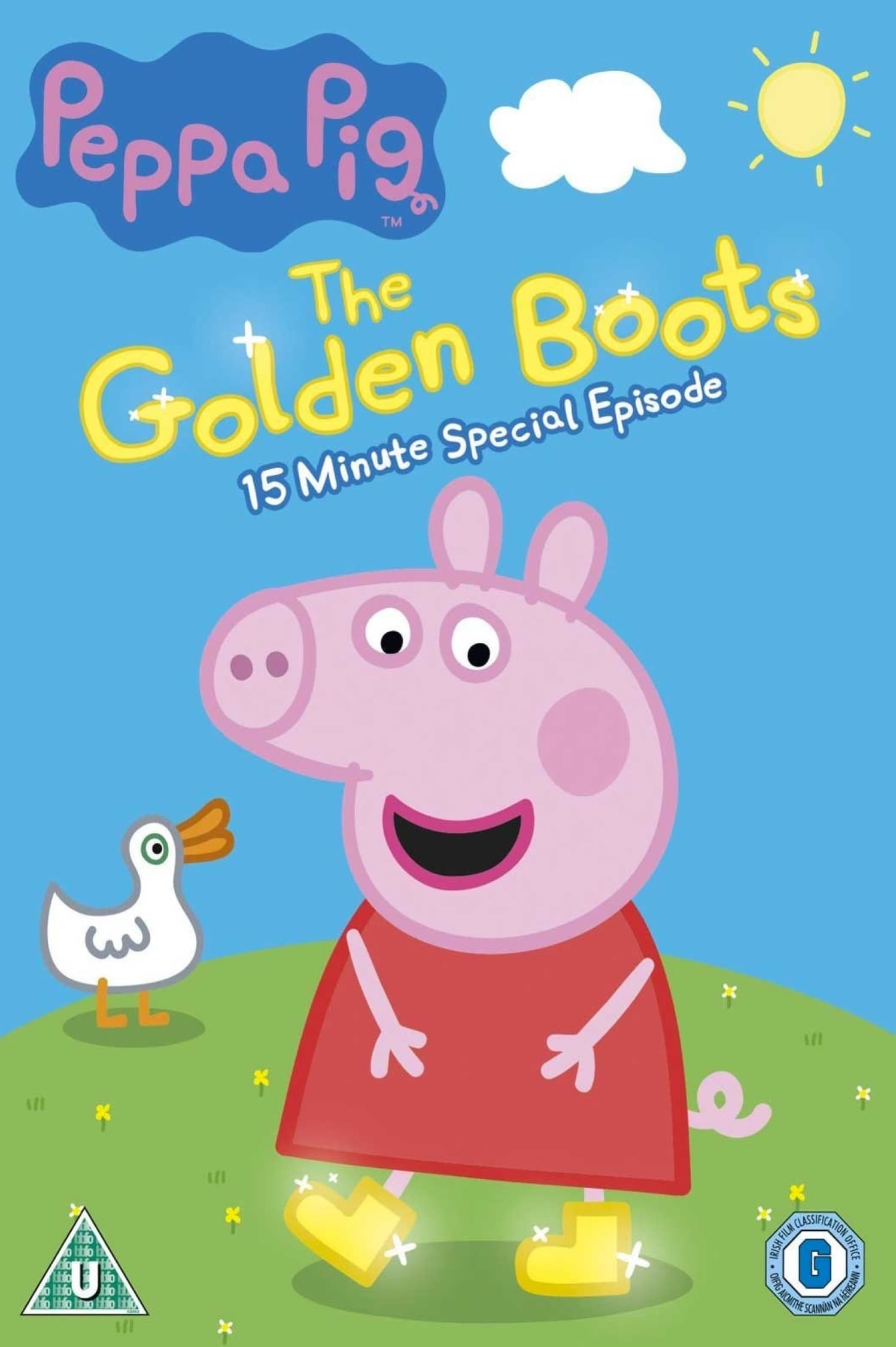 Peppa Pig: The Golden Boots (2015)