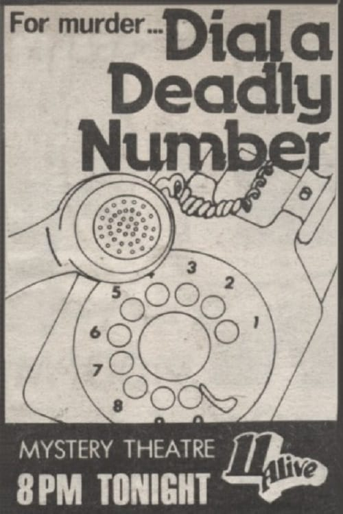 Ver Dial a Deadly Number Online HD Español (1976)