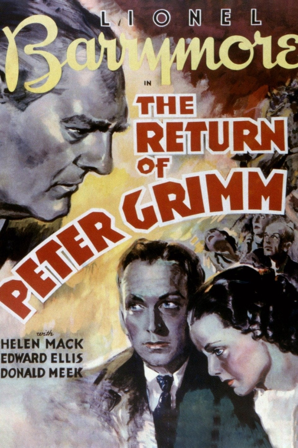 The Return Of Peter Grimm (1935)