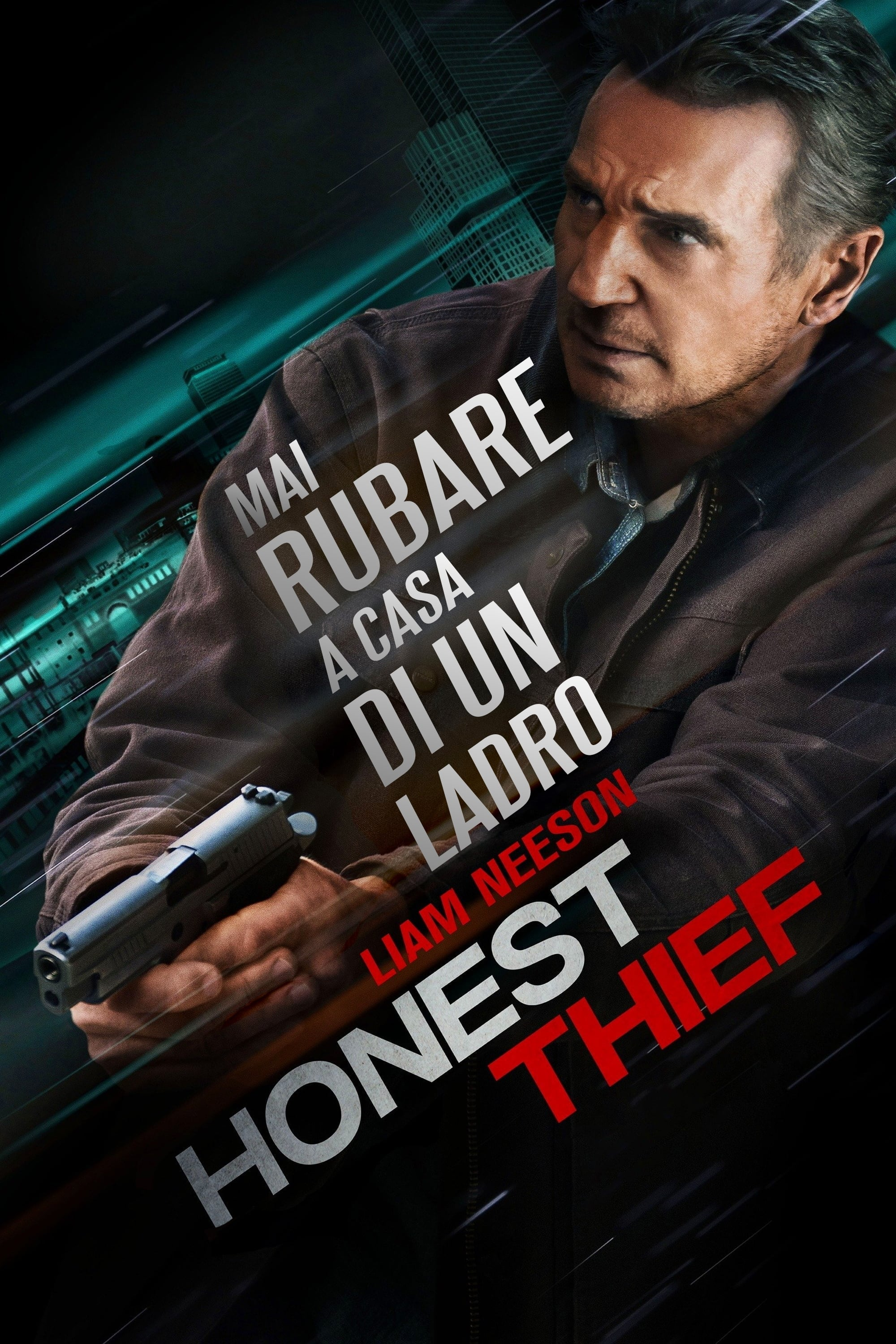 Poster and image movie Honest Thief