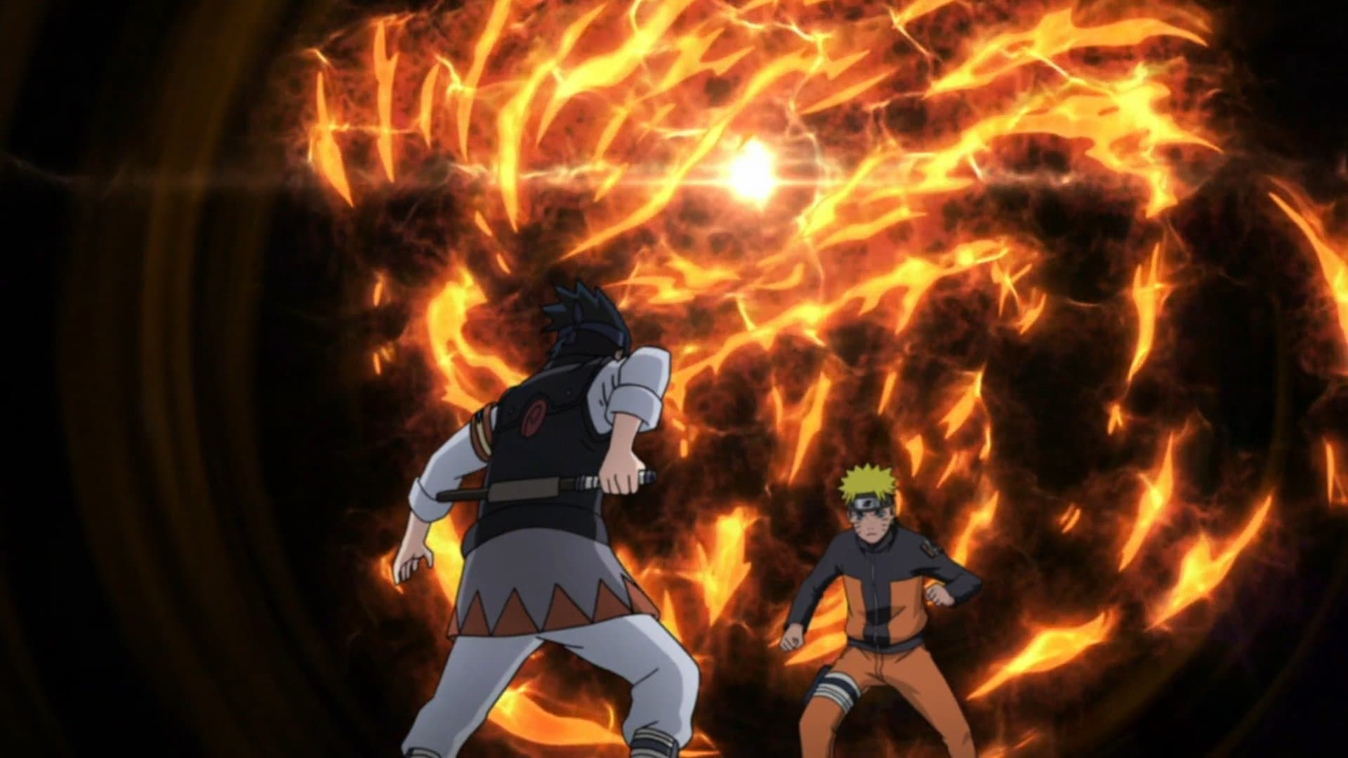 Naruto Shippūden Season 20 :Episode 443  The Difference in Power