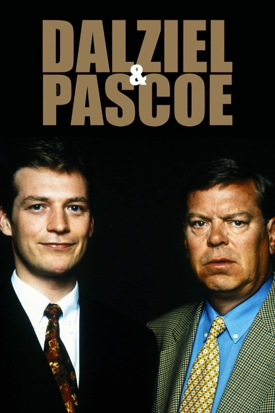 Dalziel and Pascoe TV Shows About Buddy Cop