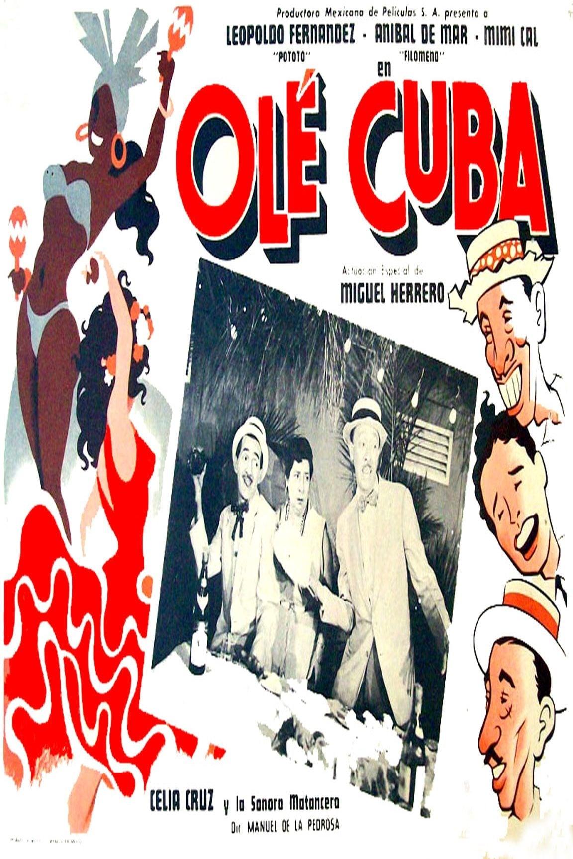 ¡Olé... Cuba! (1957)