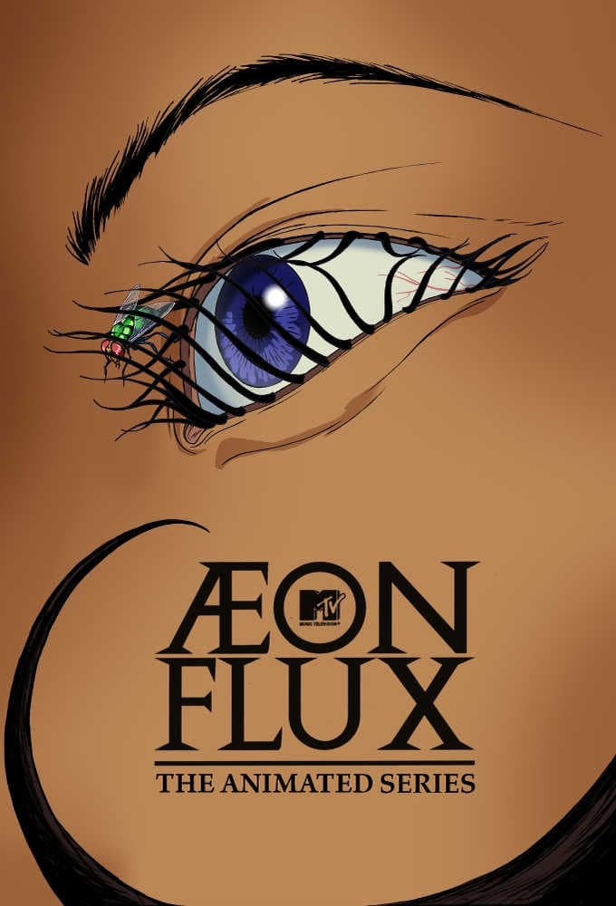 Ӕon Flux TV Shows About Cyberpunk