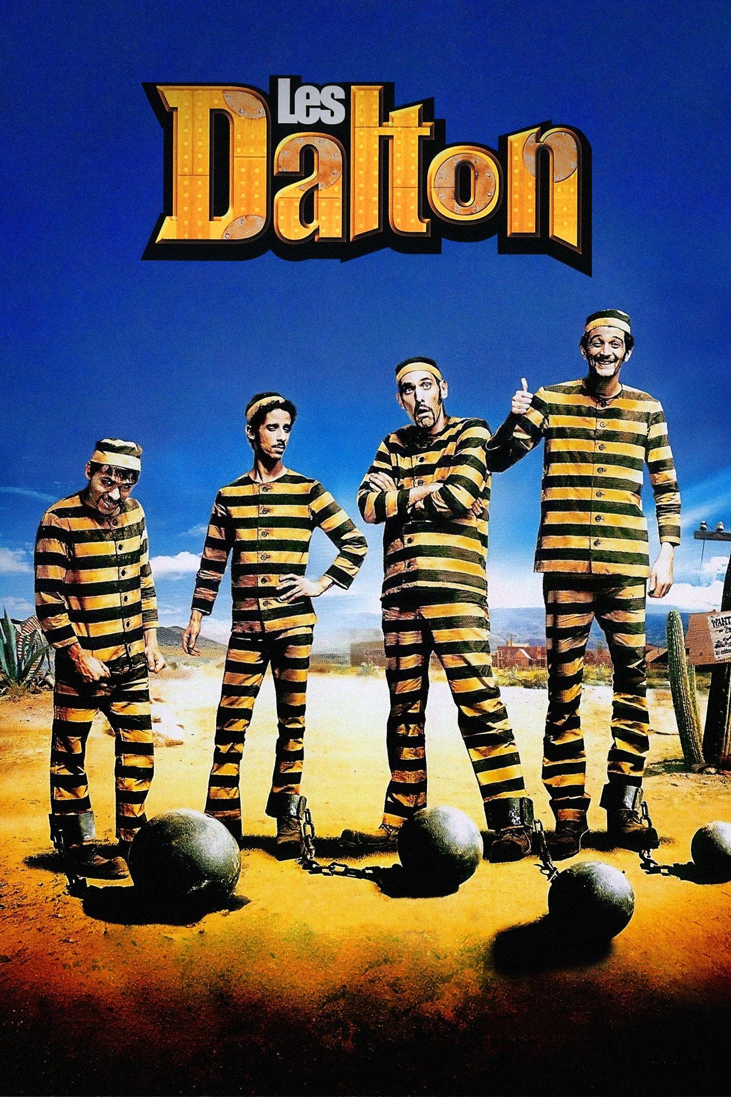 Voir Les Dalton - 2004