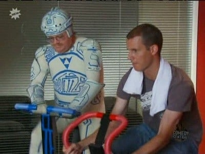 Tosh.0 Season 1 :Episode 11  Tron Guy