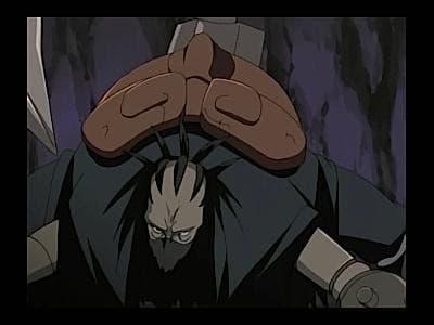 Naruto Shippūden Season 1 :Episode 20  Hiruko Vs. Two Kunoichi!